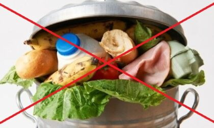 Vercellesi virtuosi nell'evitare lo spreco alimentare