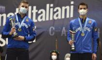 Enrico Piatti campione italiano di spada under23