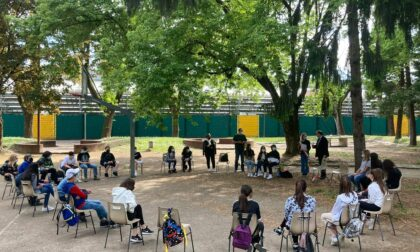 Consiglio Comunale dei Ragazzi: giochi e laboratori in Parco Camana