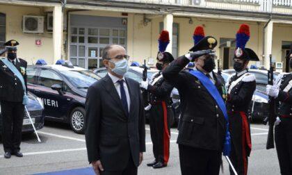 Carabinieri in festa: fondamentali nell'anno del Covid