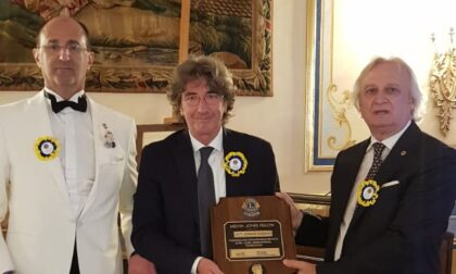 Ordine dei Medici premiato dal Lions Club