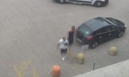 La trappola della Polizia scatta davanti all'ospedale