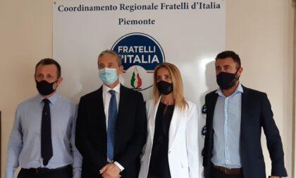 """Carlo Riva Vercellotti: """"La mia nuova casa è Fratelli d'Italia"""""""