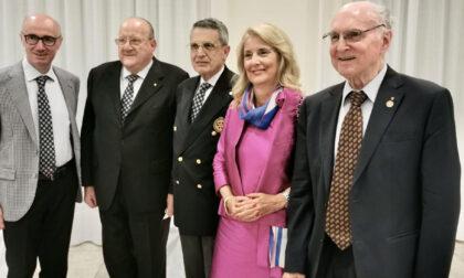 A Livio Berruti la Paul Harris Fellow del Rotary