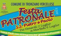Estate 2021 a Tronzano Vercellese: ritorna la Festa Patronale