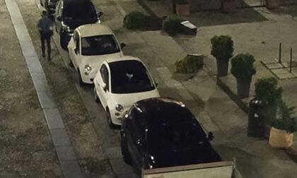 Via Verdi: denunciati i tre vandali che hanno devastato piazzetta Pugliese Levi