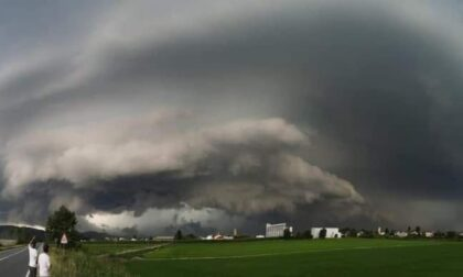 L'allerta gialla continua: temporali forti anche giovedì 8 luglio