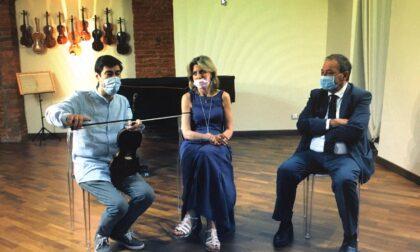 Concerto del 1° agosto: violino da leggenda e il debutto dei Musici di S. Eusebio