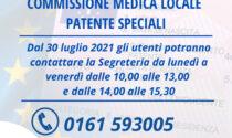 Visite patenti speciali: nuove modalità di accesso per la prenotazione