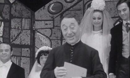 Quando Raffaella Carrà recitò con Macario al Civico di Vercelli