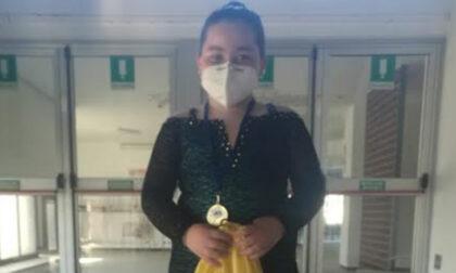 Greta Giolo si aggiudica l'oro al Trofeo Nazionale Aics Piemonte