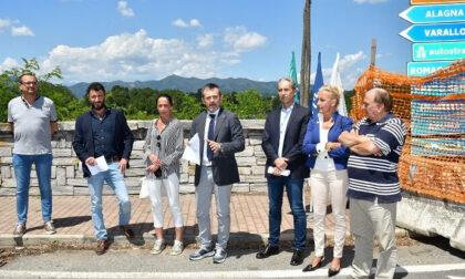 Ponte Romagnano in ritardo: il caso arriva al Ministero