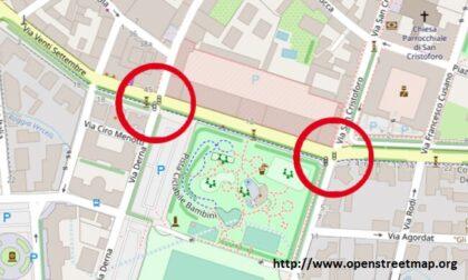 Attenzione in via XX Settembre: semafori guasti