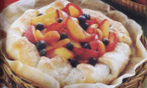 Sfoglia di frutta estiva