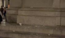 Denunciato chi danneggiò il monumento a Cavour