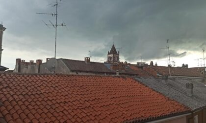 L'estate dei temporali: di nuovo allerta gialla Meteo