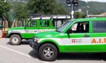 AIB Piemonte: un contingente in Sicilia e 3 automezzi in prestito alla Sardegna