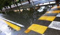 Disagio in corso Tanaro per la pioggia
