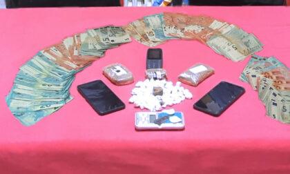 Novelli sposi arrestati: spacciavano droga con tanto di prenotazioni