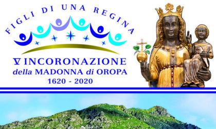 Un francobollo dedicato al Santuario di Oropa