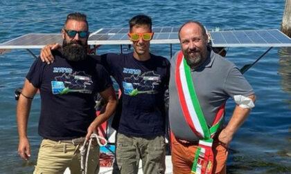 Da Valenza alla piccola Venezia: missione compiuta per Simone Ippolito