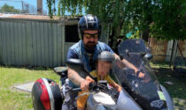 Si schianta in moto: morto 39anne torinese