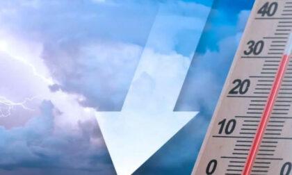 Meteo: temperature in calo da lunedì e instabilità in aumento