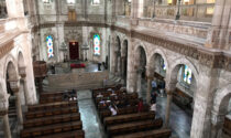 Ultima visita di agosto alla Sinagoga di Vercelli