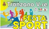 Tronzano: Festa dello Sport Edizione Olimpica