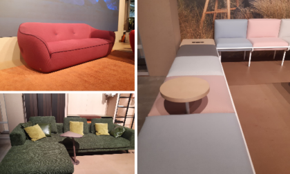 Supersalone 2021, spazio al miglior amico dell'uomo: il divano (e anche le sedie)
