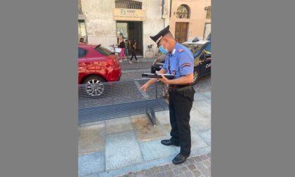 Rissa in piazza: quattro denunce