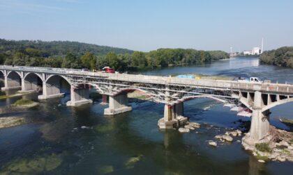 Ponte sul Po a Trino: sarà finito a novembre