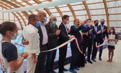Inaugurata la nuova piscina di Vercelli