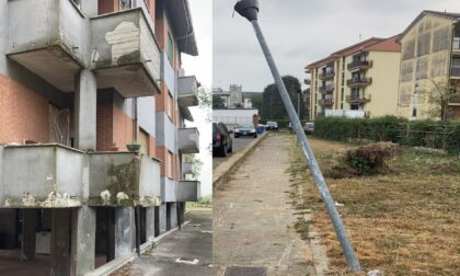 Case popolari Via Castigliano: degrado totale, il Comune sollecita Atc ad agire
