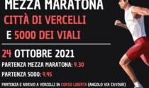 Torna la Mezza Maratona di Vercelli
