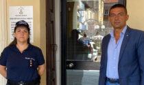 Santhià: Franca Di Miceli nuovo comandante della Polizia Locale