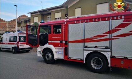 Donna 84enne cade in casa, soccorsa dai Vigili del Fuoco