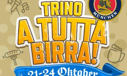 Trino a tutta birra: dal 21 al 24 ottobre