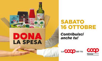 """""""Dona la spesa"""": sabato la raccolta"""