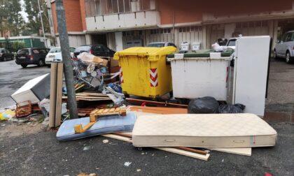 Rione Concordia: cresce la discarica improvvisata