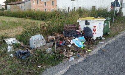 Ennesima discarica in città, al rione Cappuccini
