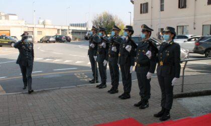 Guardia di Finanza Vercelli: visita del comandante regionale
