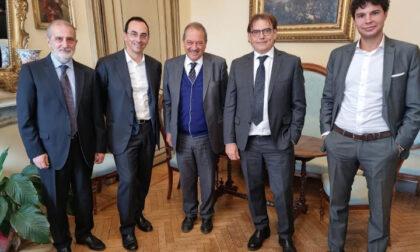 L'Amministratore delegato Iren incontra il sindaco Corsaro