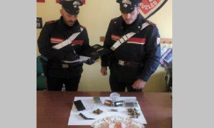 Pusher arrestato dai Carabinieri aveva 200 grammi di droga
