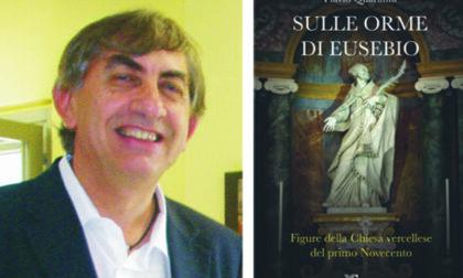 """Flavio Quaranta presenta il suo libro """"Sulle orme di Eusebio"""""""