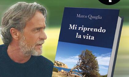 """Marco Quaglia presenta a Trino il suo libro """"Mi riprendo la vita"""""""